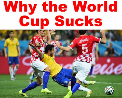 Why World Cup Soccer sucks