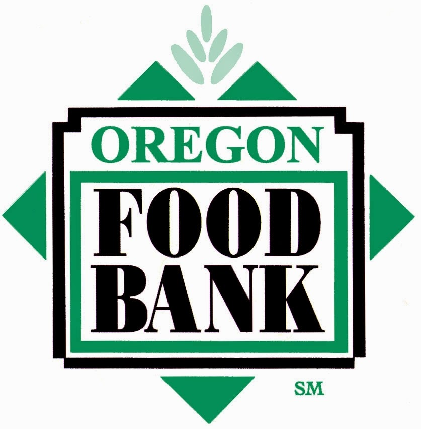 PLEASE don't forget to bring a can of food for the Oregon Food Bank
