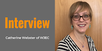 interview with Catherine Webster of WJEC/Eduqas - Teacher and Musician