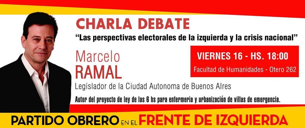 Charla Debate
