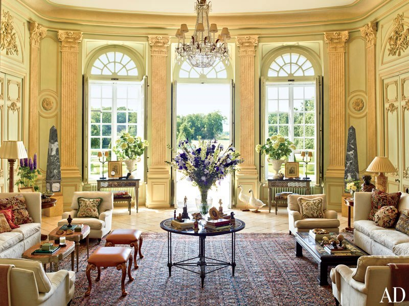 Loveisspeed timothy corrigan 39 s spectacular french for French chateau style decor