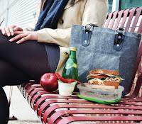 Bolso porta alimentos modelo Ginger