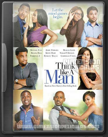 Think Like a Man (DVDRip Español Latino) (2012)