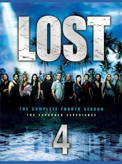 Lost Season 4 2008 poster