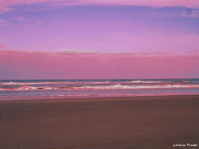 Pinamar, playa