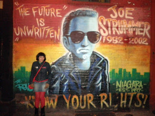joe strummer manhattan new york