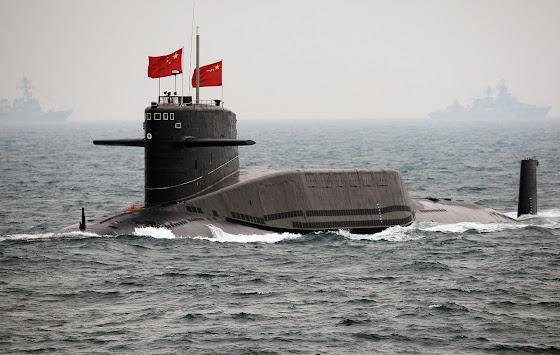 Type 094 (Jin) class SSBN