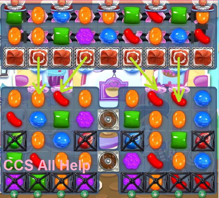 Candy crush saga all help candy crush saga level 1254 - 1600 candy crush ...