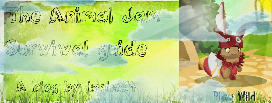 The animal jam survival guide