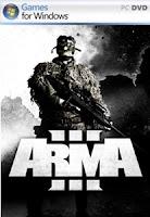 capa ou cover do jogo ARMA III Alpha 2013 PC