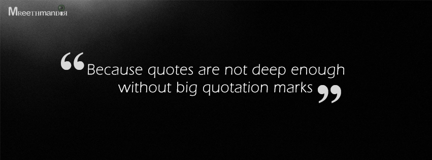 Lame Tips Photoshop Big Quotation Marks Best How To Make A Quote