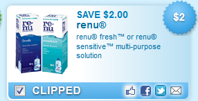Free Renu Multi-Purpose Solution