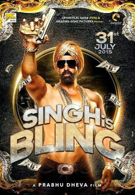 Singh is Bling, Akshay Kumar, Katrina Kaif, Sonakshi Sinha, Katrina Kaif, Prabhu Deva, Dabangg,