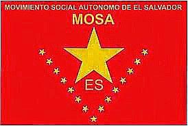 BPR Movimiento Social Autonomo de El Salvador MOSA 30 de Julio 1975