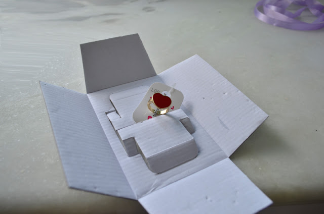 rooja.com heart ring