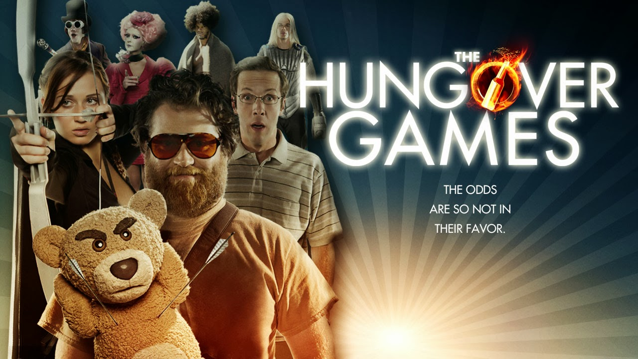 The Hungover Games 2014 Full Movie Free Download