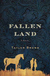 http://www.amazon.com/Fallen-Land-Novel-Taylor-Brown/dp/1250077974/ref=sr_1_1?ie=UTF8&qid=1453321944&sr=8-1&keywords=fallen+land
