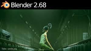 Download Blender 2.68 64bit Terbaru 2014 Full Version