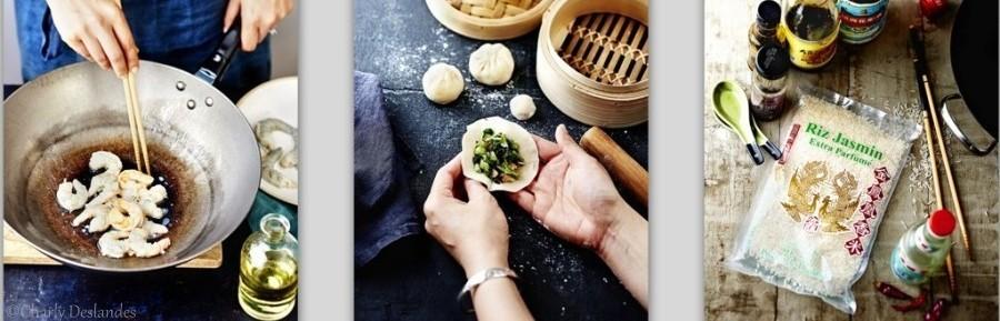 Recettes d'une Chinoise