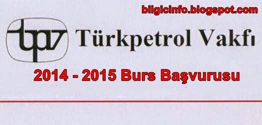 türk petrol vakfı bursu