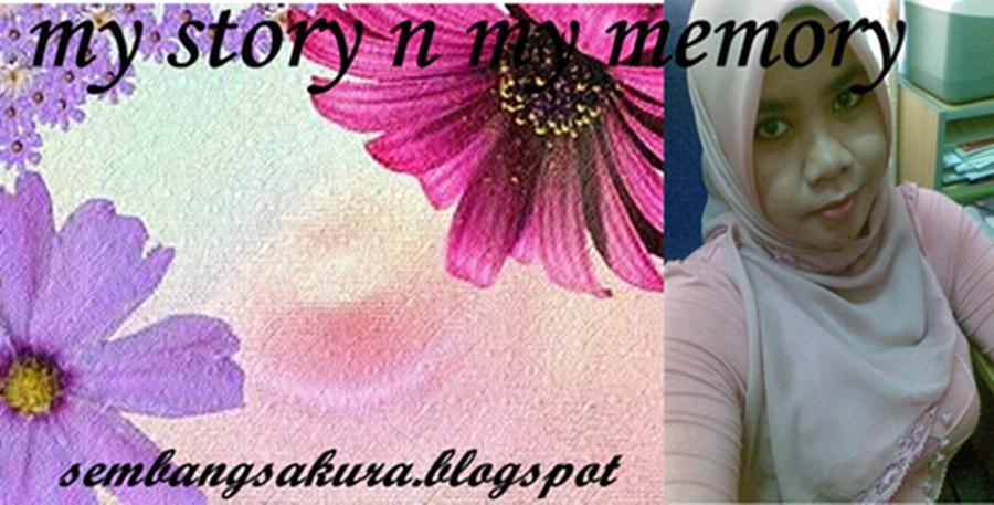My story n my memory