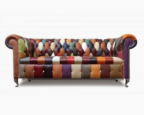 Modern designers use Chesterfield sofas as inspiration while designing  interiors for today's homes and buildings.