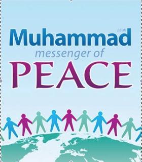 Muhammad messenger of peace