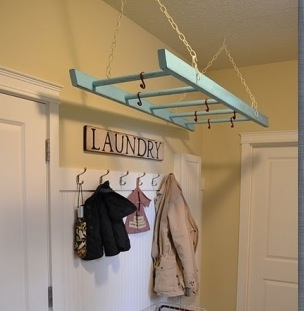 Ladder laundry
