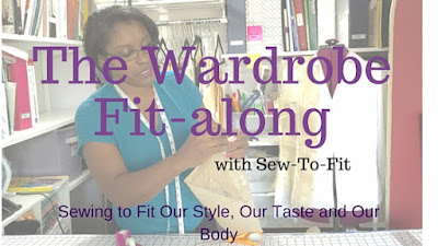 The Wardrobe Fit-Along on YouTube with SewToFit