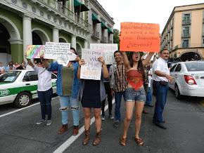 """DERECHOS DEL """"TERCER GÉNERO"""" ENFRENTA A CONSERVADORES Y ORGANIZACIONES LÉSBICO-GAY"""