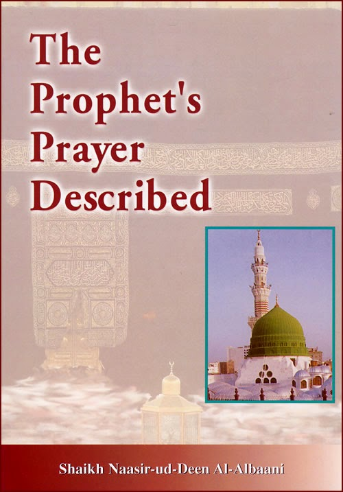 "Lessons to Accompany ""The Prophet's Prayer Described"""