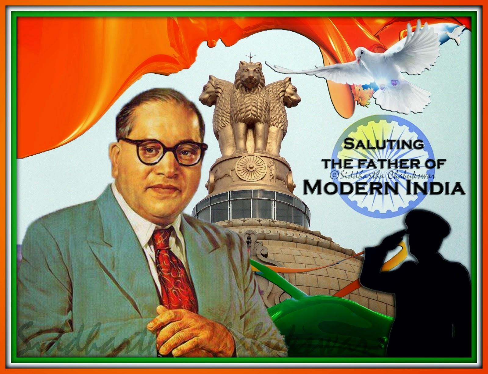 Dr Ambedkar Wallpaper Download]}* dr. b. r. ambedkar republic day hd ...