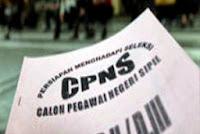 Soal Tes Kompetensi Dasar (TKD) CPNS 2013