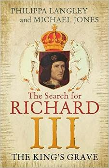The Search for Richard III book cover