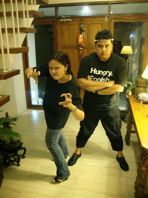 Hayop na Degustacion Spanky Enriquez Jazmin Yap