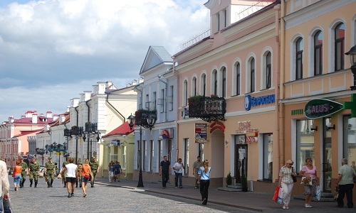 Charm of an Outcast: 10 Must See Destinations in Belarus Grodno Belarus