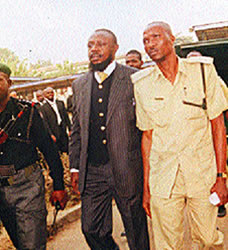 Rev. King In Death Sentence Appeal After FiveYears
