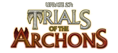 Trials of the archons обновление DaD online