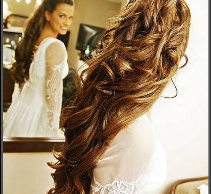 Penteados Para Cabelo De Noivas