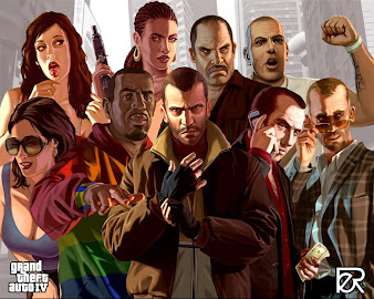 #31 Grand Theft Auto Wallpaper