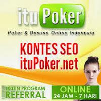 Kontes SEO Itupoker.net Agen Judi Poker