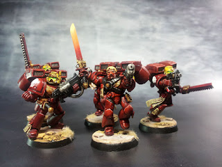 Blood Angels - Escuadra de Asalto - Warhammer 40000