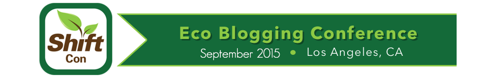 ShiftCon - The Blogging Conference for the Eco-Minded