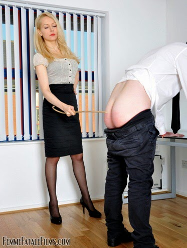 obedient employee slave mistress