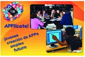 Proyecto APPlícate para formar en apps móviles a jóvenes desempleados