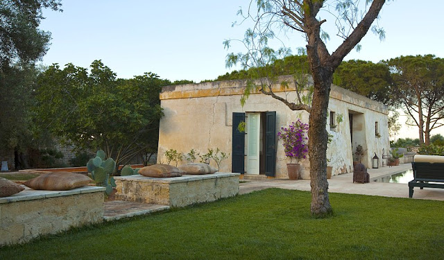 UNA MASSERIA IN SALENTO