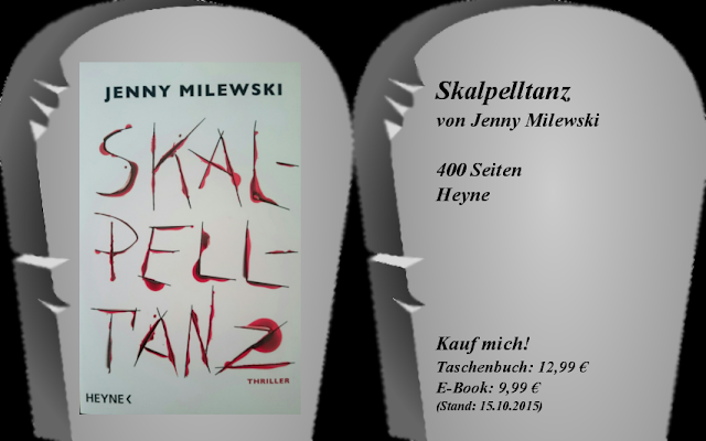 http://www.randomhouse.de/Paperback/Skalpelltanz-Thriller/Jenny-Milewski/e470476.rhd
