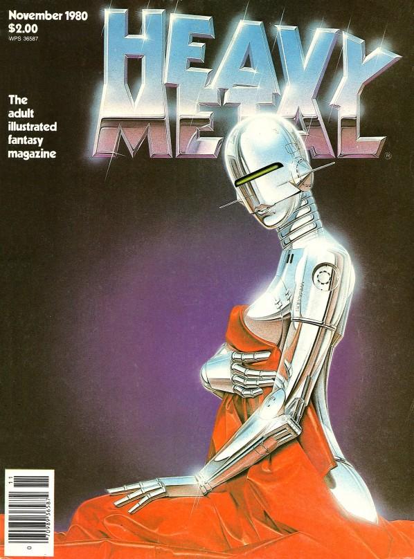 Vintage Heavy Metal Magazines eBay