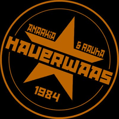 Hauerwaasin virallinen leima: