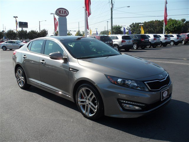 Wonderful Review: 2013 Kia Optima SX Limited